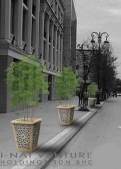 Streetscape I-NAI Venture Holdings