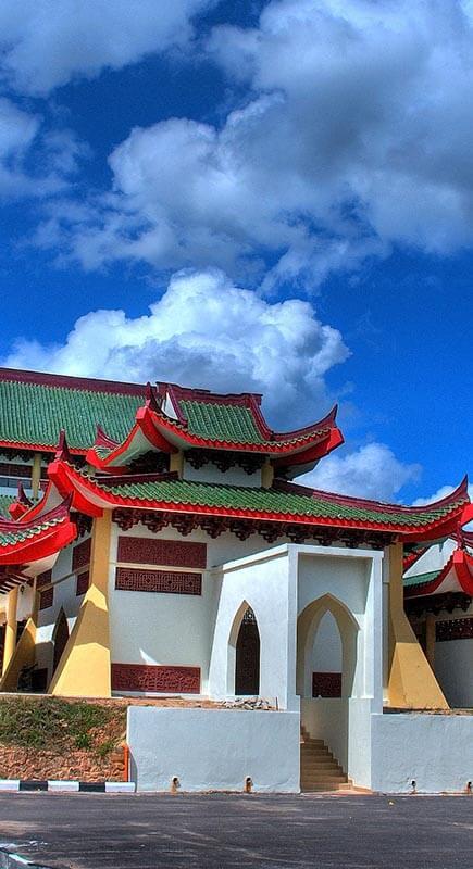 Masjid Jubli Perak Sultan Ismail Petra I-NAI Venture Holdings