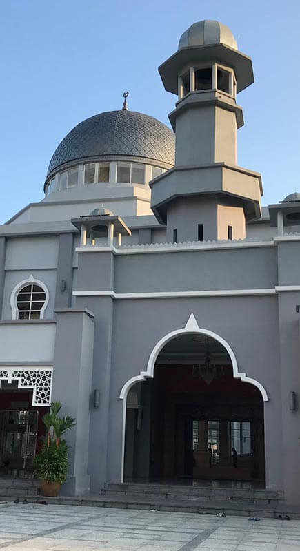 Masjid Jamek Kampung Baru I-NAI Venture Holdings