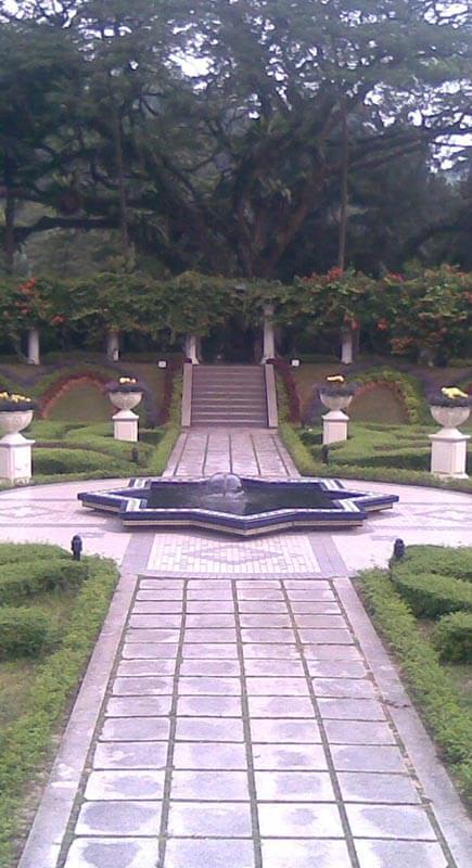 Perdana Botanical Garden I-NAI Venture Holdings